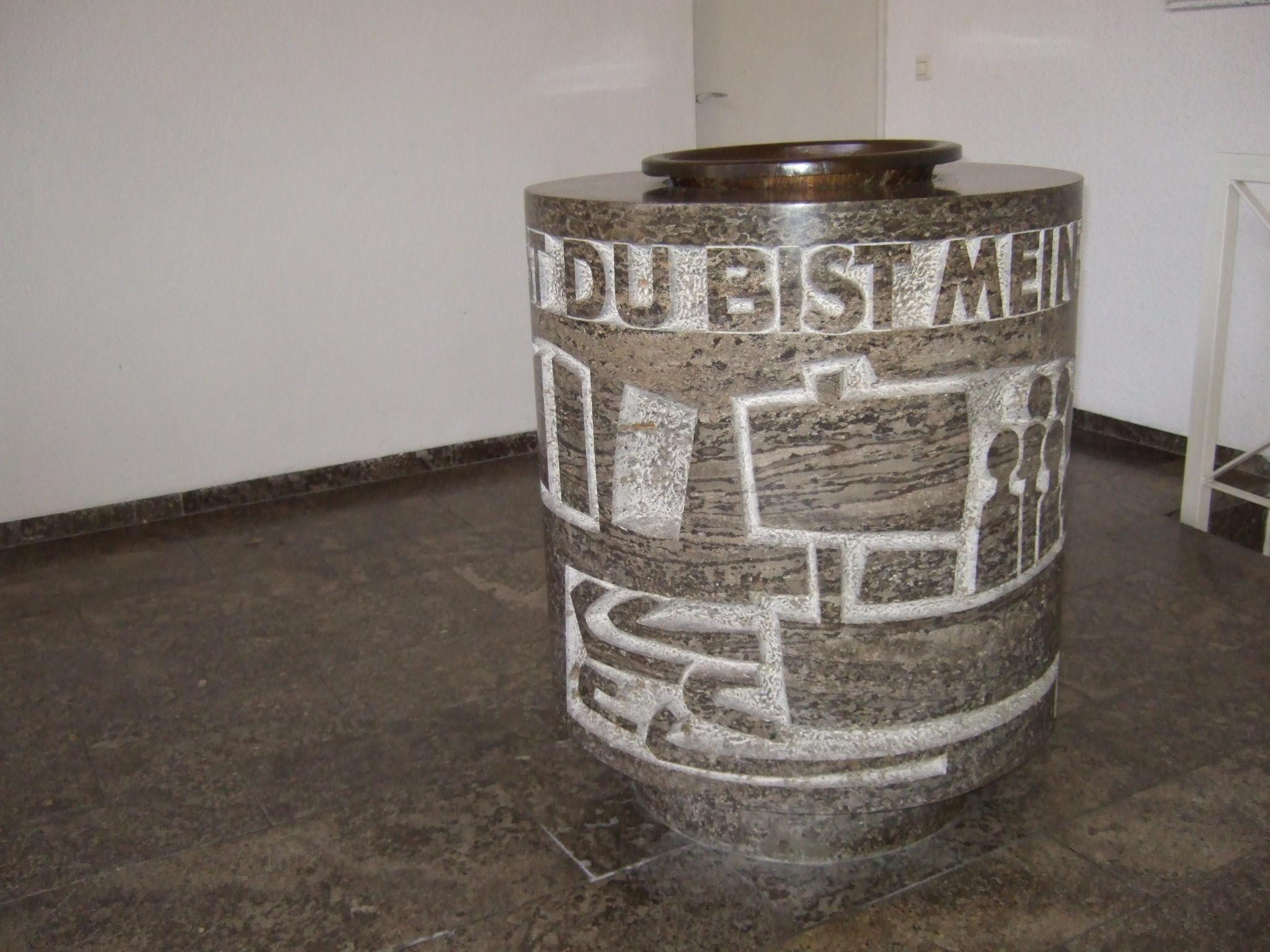 Taufe Evang Kirchengemeinde Deggingen Bad Ditzenbach